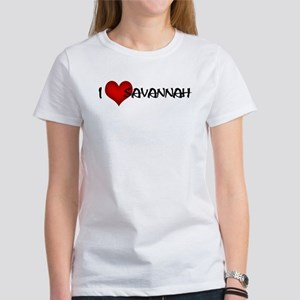 I LOVE SAVANNAH! T-Shirt