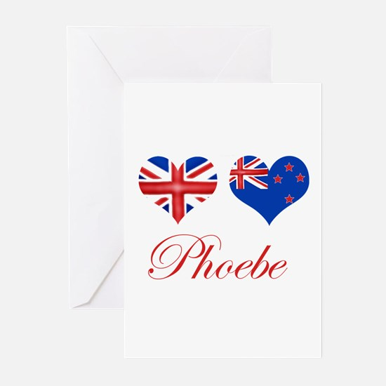 Phoebe Greeting Cards (Pk of 10)