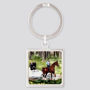 Amish Boy and Girls Keychains