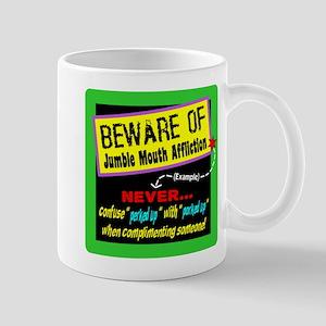 Jumble Mouth Mugs