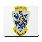 USS McKEAN Mousepad