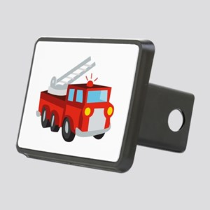 Fire Truck Hitch Cover