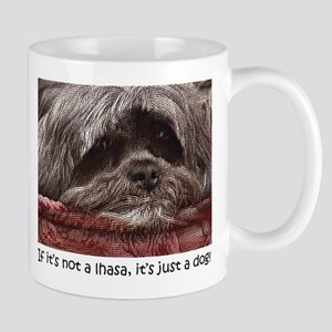 Lhasa Apso Pop Art Blitz Mugs