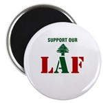 Support our LAF Magnet
