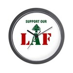 Support our LAF Wall Clock