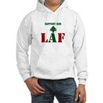 Support our LAF Hooded Sweatshirt
