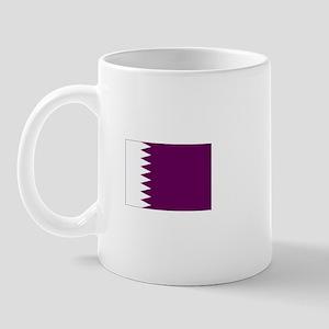 qatar flag Mug
