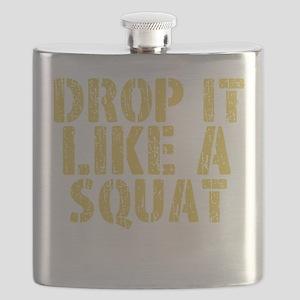 DROP IT LIKE A SQUAT Flask