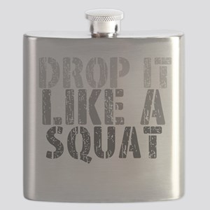 DROP IT LIKE A SQUAT Flask