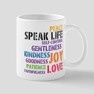 SPEAK LIFE Mugs