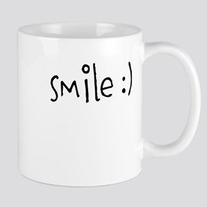 BE POSITIVE. BE KIND. SMILE. Mugs