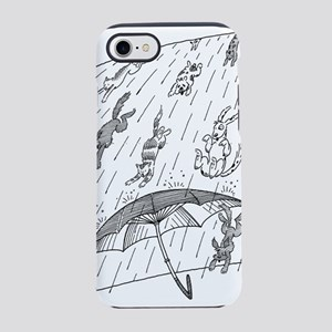 Raining cats & dogs iPhone 7 Tough Case