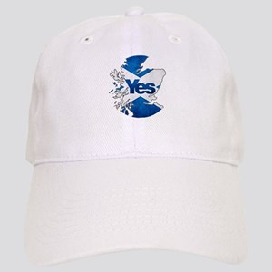 Yes for Scotland Cap