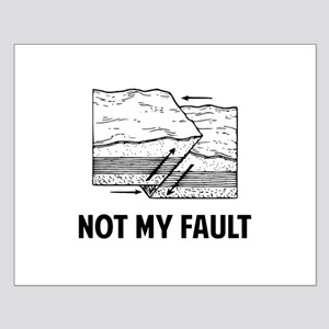 Not My Fault Posters