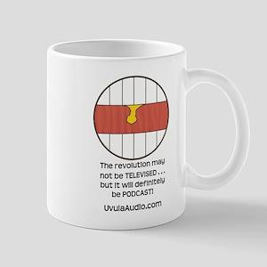 Uvula logo 2 Mugs