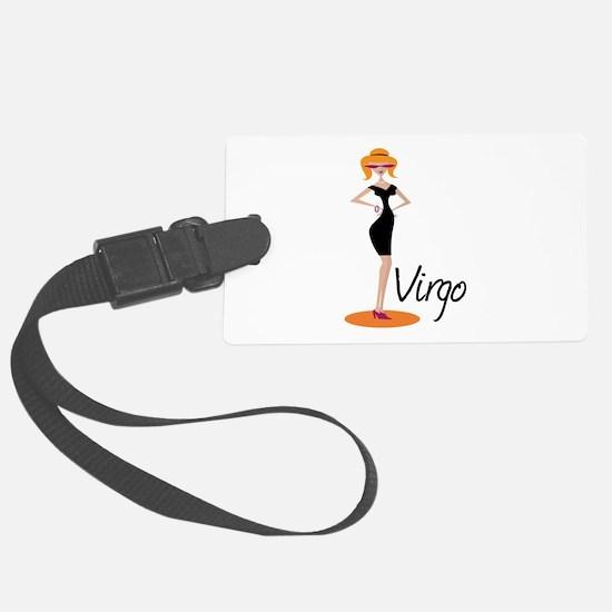 Virgo Luggage Tag