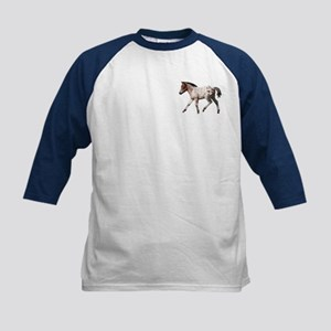 """""""Knabstrup foal 2"""" Kids Baseball Jersey"""