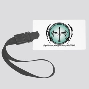 Sagittarius Always Seeks the Truth Luggage Tag
