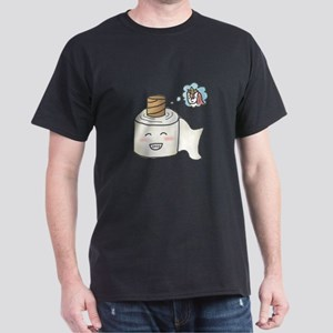 Toilet Paper Unicorn Dream Big T-Shirt
