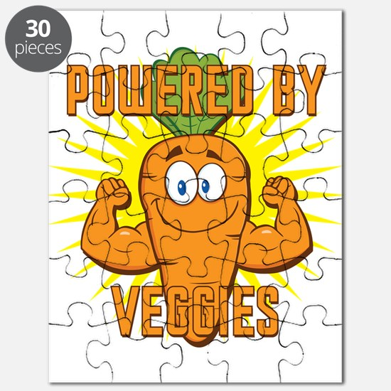 Powered by Veggies Puzzle