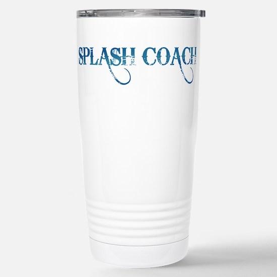 Splash Coach revised Travel Mug