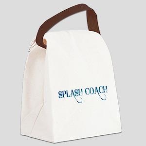 Splash Coach revised Canvas Lunch Bag