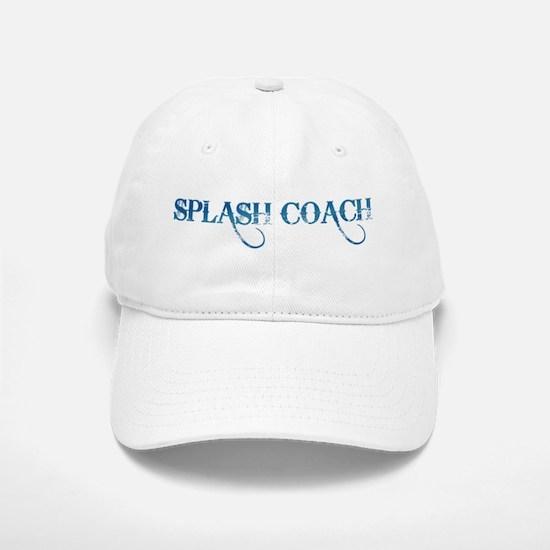 Splash Coach revised Baseball Baseball Baseball Cap