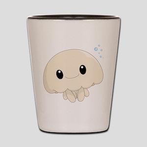 Chibi Jellyfish Shot Glass