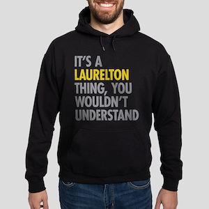 Laurelton Queens NY Thing Hoodie (dark)