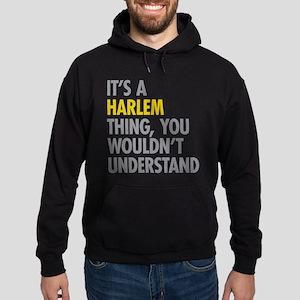 Harlem Thing Hoodie (dark)