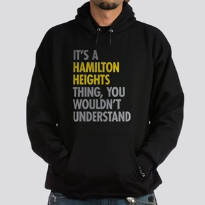 Hamilton Heights Thing Hoodie (dark)