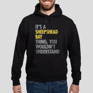 Sheepshead Bay Thing Hoodie (dark)