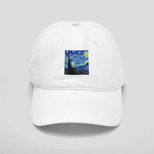 VAN GOGH STARRY NIGHT Cap