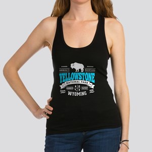 Yellowstone Vintage Racerback Tank Top