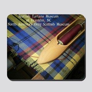 Scottish Tartans Museum Mousepad