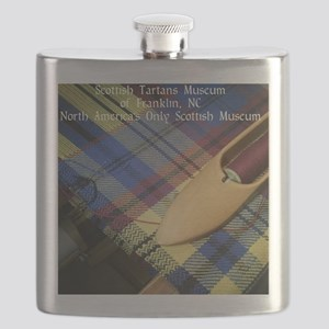 Scottish Tartans Museum Flask
