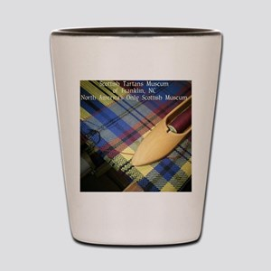 Scottish Tartans Museum Shot Glass