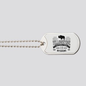 Yellowstone Vintage Dog Tags