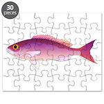 Crimson Jobfish Opakapaka Puzzle