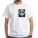Wilson Badge on White T-Shirt