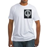 Wilson Badge on Fitted T-Shirt