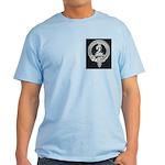 Wilson Badge on Light T-Shirt