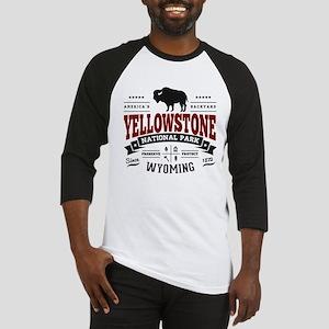 Yellowstone Vintage Baseball Jersey