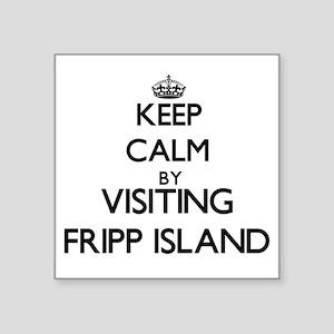 Keep calm by visiting Fripp Island South Carolina