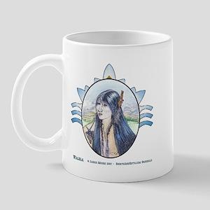 Walela Hummingbird Mug