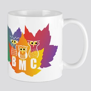 BMC Autumn Owls Mug
