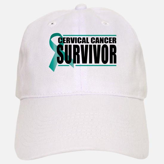 Cervical Cancer Baseball Baseball Cap