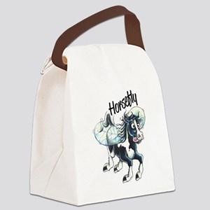 Horsefly Canvas Lunch Bag