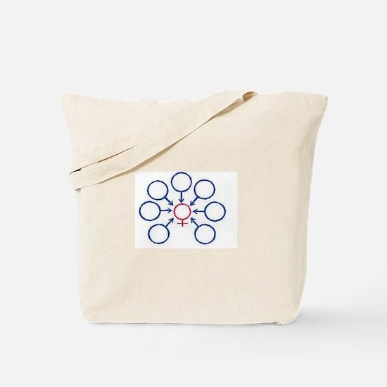 Bukkake Tote Bag