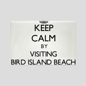Keep calm by visiting Bird Island Beach Northern M